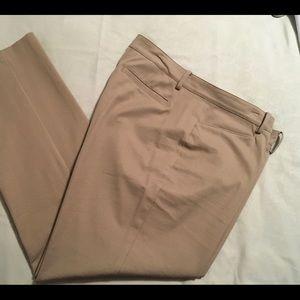 Ralph Lauren chino style pant size 16